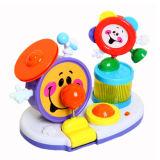 Stuk speelgoed van de Trommel van het Stuk speelgoed B/O van het Instrument van de Muziek van de Jonge geitjes van de nieuwigheid het Plastic (H4646025)