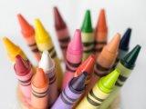 Rouge de teinture de dispersion de colorant de crayon économiseur d'énergie