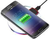 Беспроволочное Charger для Samsung Note 6 и S6 Plus