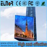 Schermo di visualizzazione esterno basso del LED di colore completo di prezzi P10