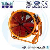 Grandes ventiladores Vaneaxial de Yuton