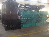 Générateur diesel BRITANNIQUE 400V, 1500rpm de Qsk60-G4 2000kVA Cummins
