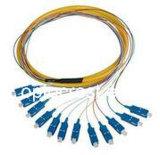 Cavo ottico della zona della fibra di singolo modo di LC/Sc/FC
