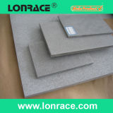 Techo suspendido de la fibra de las paredes de partición del tablero al aire libre del cemento