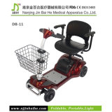 Rotes Color 270W Disabled Four Wheels Electric Scooter Price