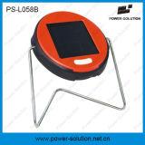 Mini lampe actionnée solaire du Tableau LiFePO4