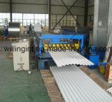 Die Stahlwand, die Maschine herstellt, walzen ehemaliges kalt