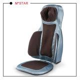 Coxim da massagem do luxo 3D Shiatsu