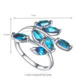 Серебряное кольцо ювелирных изделий 2015 модных 925 с ценой по прейскуранту завода-изготовителя (R-0496)