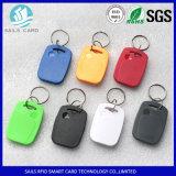 125kHz Key FOB Proximity RFID Keyfob per Hotel Door Access