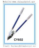 Садовничая ножницы Cy602 Pruner ручки стали Pipe+TPR подрежа