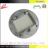 La lega di alluminio la parte del coperchio della pressofusione