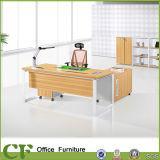 Melamine moderno Office Manager Desk para Chairman Supervisor Diretor