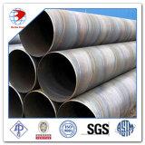 Tubo de acero al carbono SSAW LSAW