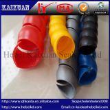 Butoir spiralé de boyau de couleur pour le boyau hydraulique