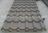 Strato ondulato galvanizzato del tetto del TUFFO caldo