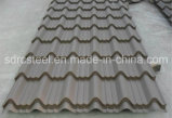 熱い浸された電流を通されたPrepainted波形の屋根ふきシート