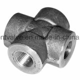 Steel modifié High Pressure Screwed et commutateur Fittings