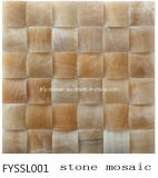 House Building Material Wall and Floor Tile Nature Stone, Marble Mosaic