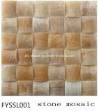 Natureza Stone, mosaico de Marble, Onyx para o material de construção Wall e Floor Tile de House