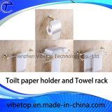 Cremalheiras de toalha Multi-Function do aço inoxidável da alta qualidade com ganchos (TR-04)