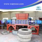 長い耐用年数の使用されたタイヤのシュレッダー機械