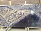 Hot Selling Fantastic Blue Granite Floor Pavimentação