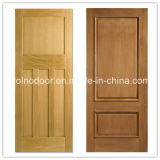 Fire en bois Door avec Good Quality/Solid Wood Door avec Certificate