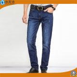Брюки новых джинсыов простирания способа голубых тощих вскользь для людей