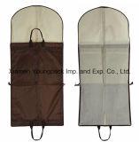 Sacchetto bianco stampato su ordinazione del coperchio dell'indumento di corsa del vestito
