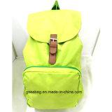 Sac promotionnel de mode de polyester pour l'ordinateur portatif d'élève d'école augmentant le sac à dos de course (GB#20049)