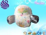 OEM 바지를 훈련하는 부드럽게 편리한 처분할 수 있는 아기 기저귀