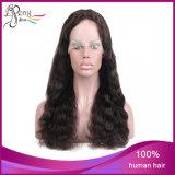 Pelucas delanteras brasileñas del cordón de la onda natural al por mayor del pelo humano