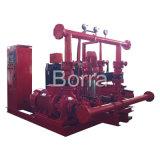 디젤 엔진 화재 물 공급 장비