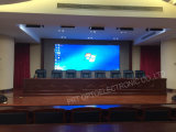 P1.9 farbenreiches Bildschirmanzeige-Fernsehen Fernsehapparat-HD für Steuerraum/Studio