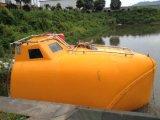 De gebruikte Mariene Verkoop van de Reddingsboot en van de Kraanbalk/van de Kraan