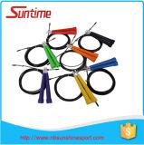 Corde de saut colorée de câble de vitesse, corde de saut, corde de saut à grande vitesse réglable, corde de saut de Crossfit
