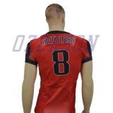 Sportkleidung-amerikanischer Fußball-Hemd der Qualitäts-2016