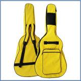 """De """" saco da guitarra acústica de instrumento música 41"""