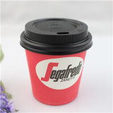 Coverの生物分解性のPaper Disposable Coffee Cup
