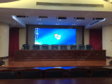 576X576mm Aluminio LED Display Panel / gabinete para interior P4.8 / P5.33 / P6