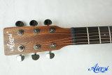 Guitarra de acero acústica Sg01sm-40 de la cadena del estudiante caliente de la exportación de China Aiersi