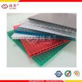 Hoja sólida del policarbonato de Yuemei para el material del pasillo de la iluminación