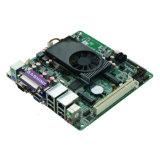 MiniItx eingebettete industrielle Motherboard 6 des Atom-D2550 COM, 8 USB, DC Spannung LAN-2