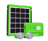 Li-íon solar Battery de Lighting Kit 3.7V8000mAh