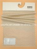 Fertige Gewebe-Baumwolle/Polyester-Faser-Popelin-blauer kleiner Stern