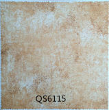 Porcelaine Matt Antique Rustic Ceramic Flooring Tile pour Corridor (600X600mm)