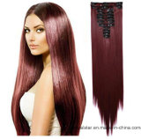 Clip를 가진 최신 Sale Fashion Straight Hair Extension
