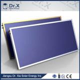 Colector solar de la pantalla plana de Solarkeymark