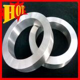 Anillo modificado para requisitos particulares alta calidad del titanio del tamaño Gr23